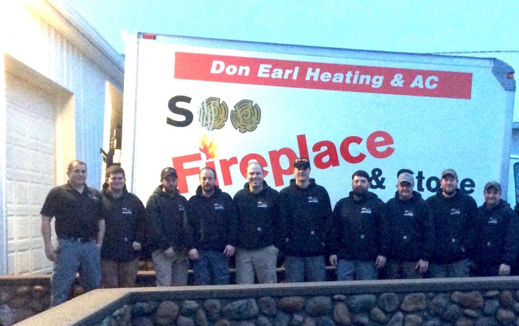 Don Earl Heating Crew