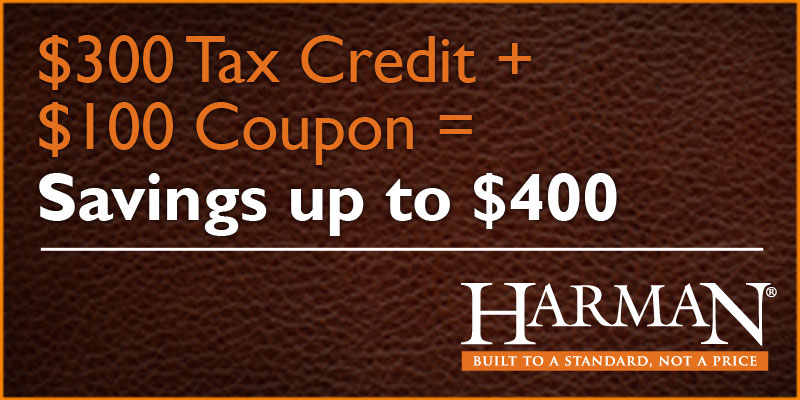 Harman Stove coupon
